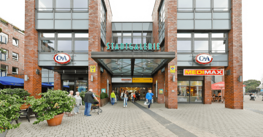 EXPORO - Shopping in Langenfeld (Langenfeld)
