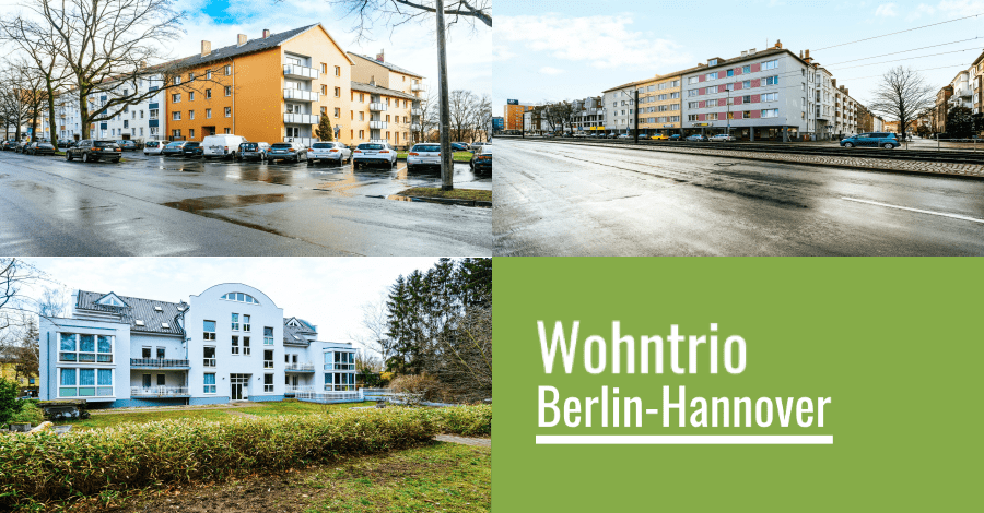 Wohntrio Berlin-Hannover (Berlin-Hannover)