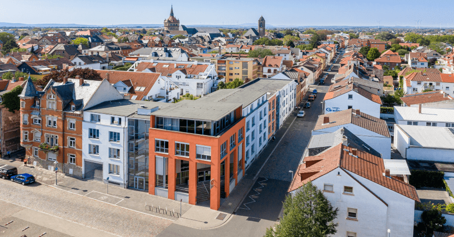 Arbeitsagentur in der Domstadt (Worms)