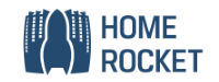 LOGO HOME ROCKET